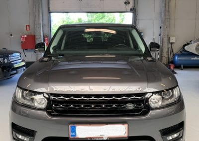range rover reparation